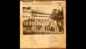 Prince Adekunle - Volume 2 (side two)
